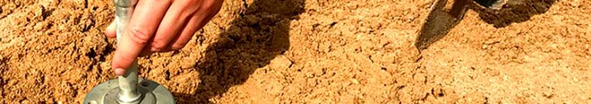pesokuslugi - Испытания песка
